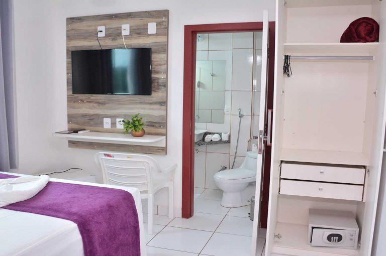 Hotel Açay - O melhor hotel em Santarém PA (88)