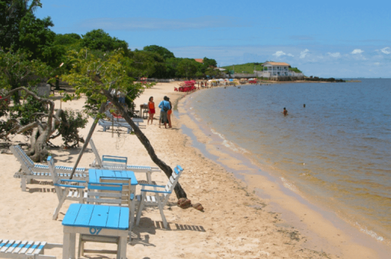 praia do maracana - santarém - hotel açay