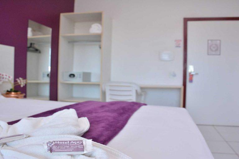 Hotel Açay - O melhor hotel em Santarém PA (59)