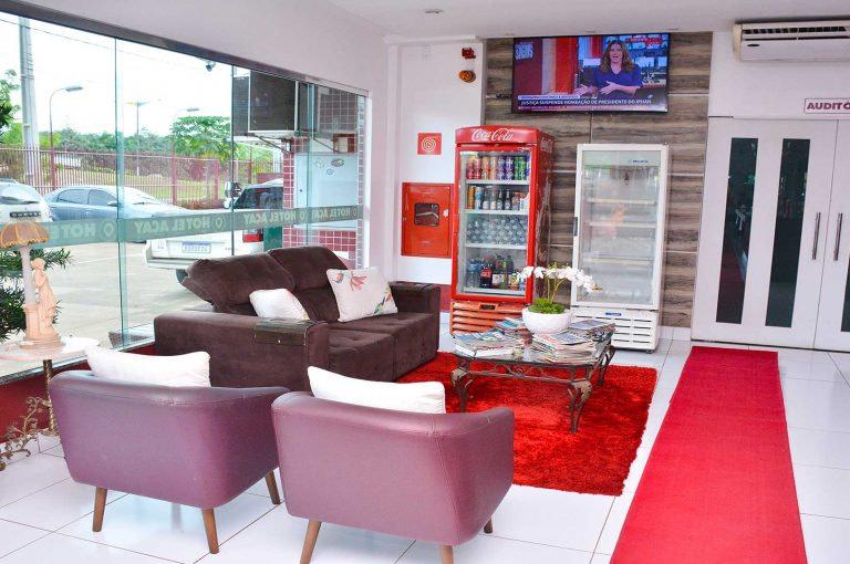 Hotel Açay - O melhor hotel em Santarém PA (69)