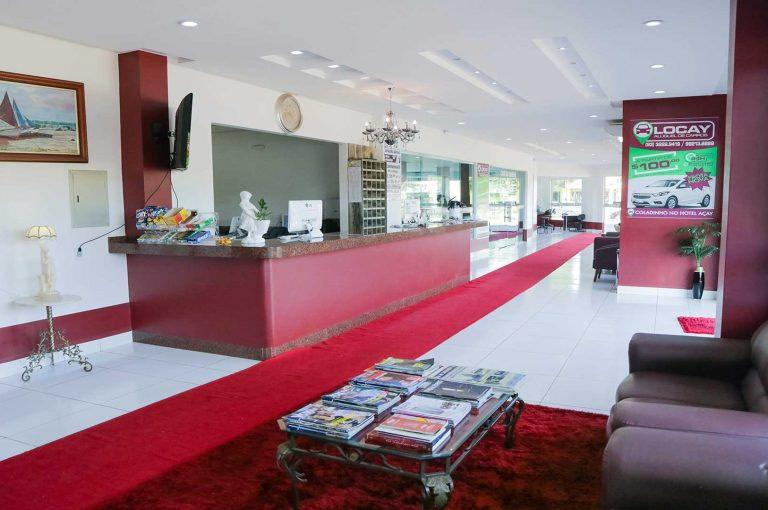 Hotel Açay - O melhor hotel em Santarém PA (40)